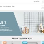 Tiendas Online diferencias de diseño de Prestashop