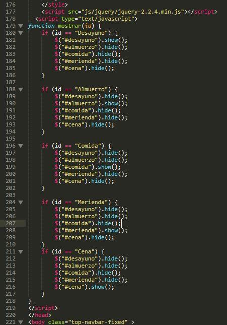 Seleccionar una opción y muestra lo elegido html con javascript