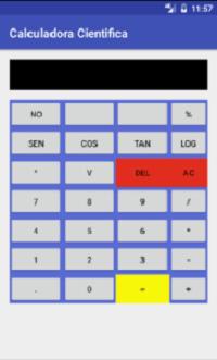 calculadora diseño web