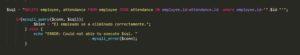 Mysql Eliminar datos de dos tablas a la vez
