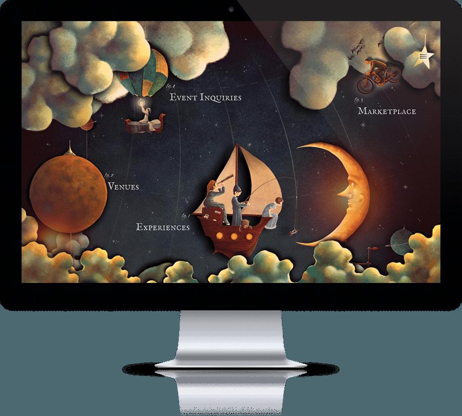 Diseños de sitios web de 2021